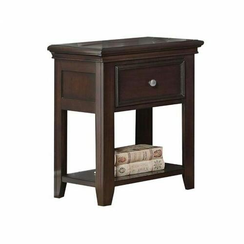 ACME Lacey Nightstand - 30578 - Espresso