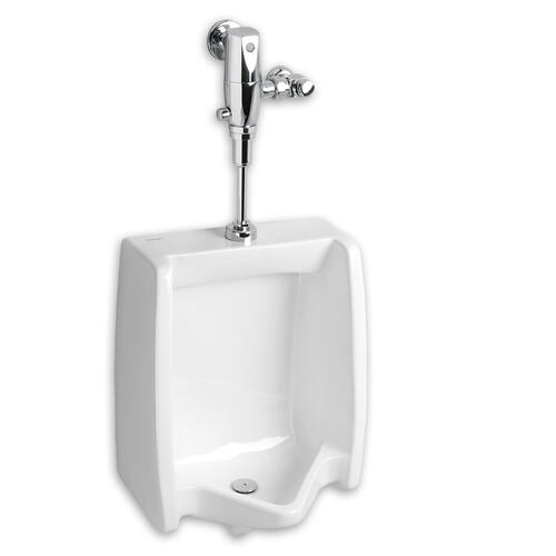 American Standard - Washbrook 0.5 gpf Washout Top Spud Urinal & Automatic Exposed AC Flush Valve  American Standard - White
