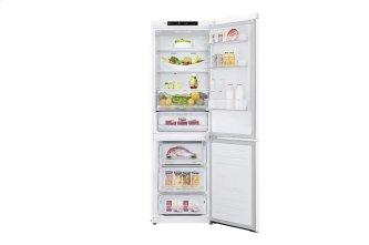 "24"" Counter Depth Bottom Freezer Refrigerator With Door Cooling+, 12 Cu. Ft."