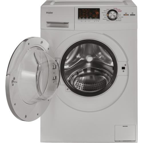 """Haier - 24"""" 2.0 cu. ft. Front Load Washer/Dryer Combo"""