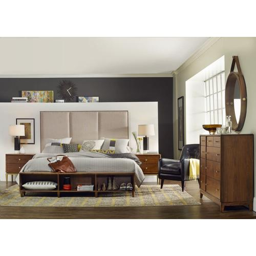 Bedroom Studio 7H Sans Serif Nightstand
