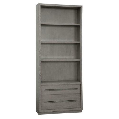 PURE MODERN 36 in. Open Top Bookcase