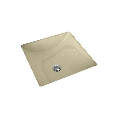 American Standard - Studio Carre Undercounter Bathroom Sink - Bone