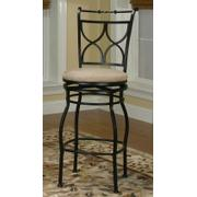 "Starling 30"" Stools 2pk (hg) Bs6317-29 Bs Blk Swvl (2pk) Product Image"
