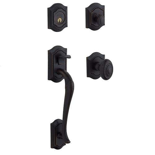 Distressed Oil-Rubbed Bronze Bethpage Sectional Trim