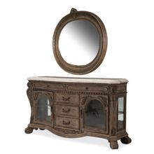 Sideboard W/mirror