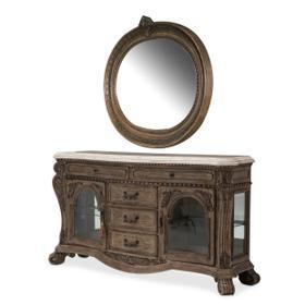 Sideboard W/mirror