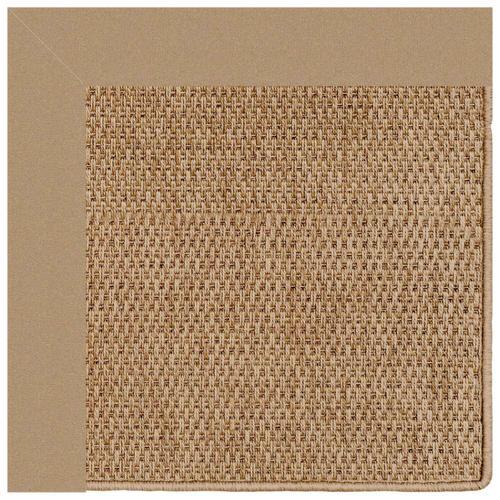 "Capel Rugs - Islamorada-Basketweave Canvas Camel - Rectangle - 24"" x 36"""