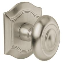 Satin Nickel with Lifetime Finish 5077 Bethpage Knob