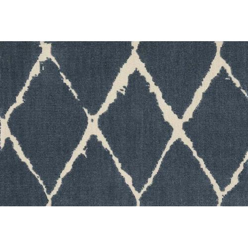 Twilight Trellis Twtrl Medium Blue Broadloom Carpet