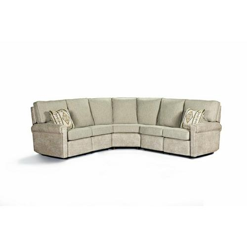 Fairfield LAO Loveseat