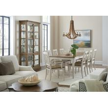 View Product - Montebello Wood Seat Arm Chair