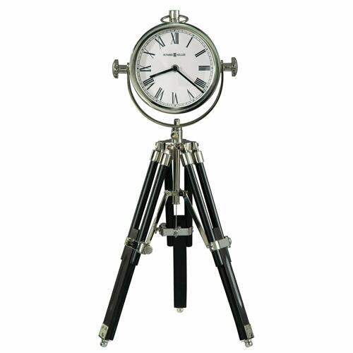 Howard Miller Time Surveyor II Mantel Clock 635211