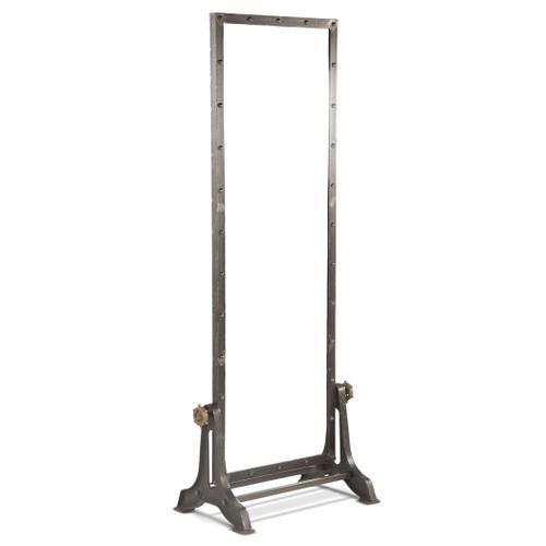 Pittsburg Iron Floor Mirror