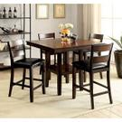 Norah II 5 PC. Counter Ht. Table Set Product Image