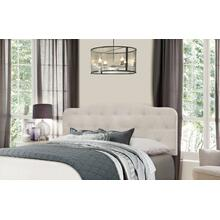 Nicole Headboard - King - Fog