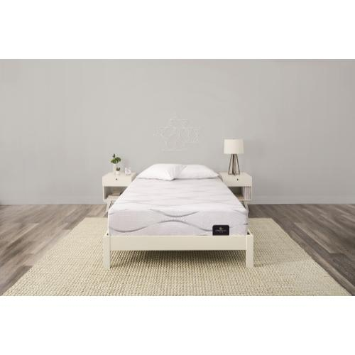 Perfect Sleeper - Elite Foam - Southpoint II - Plush - Twin