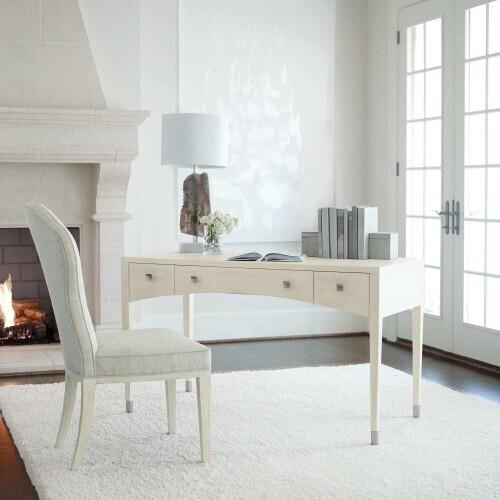 Gallery - East Hampton Desk in Cerused Linen (395)