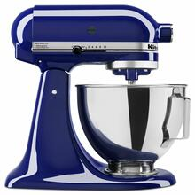See Details - 4.5-Quart Tilt-Head Stand Mixer - Cobalt Blue