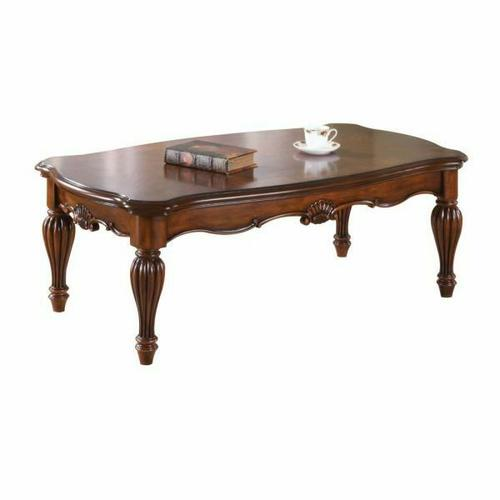 ACME Dreena Coffee Table - 10290 - Cherry