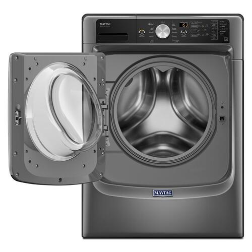 Front Load Washer with Fresh Hold® Option and PowerWash® System - 5.2 cu. ft