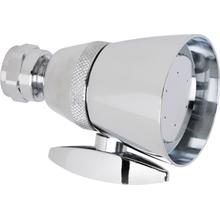 Showerhead with adjustable spray pattern