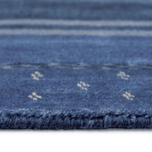 Capel Rugs - Simply Gabbeh Taos Blue
