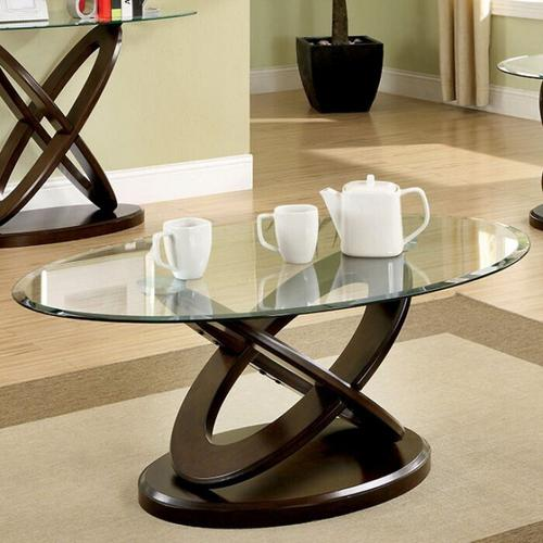 Gallery - Atwood Oval Coffee Table