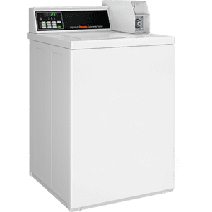 Gallery - Top load Washer - Coin-Operated