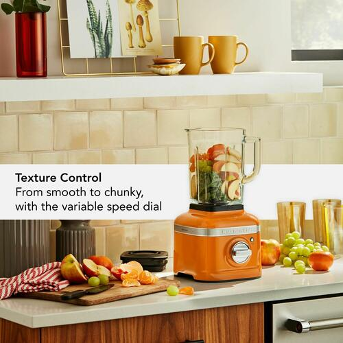 KitchenAid - K400 Blender with Glass Jar in Honey