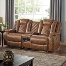 See Details - Alexia Power Love Seat
