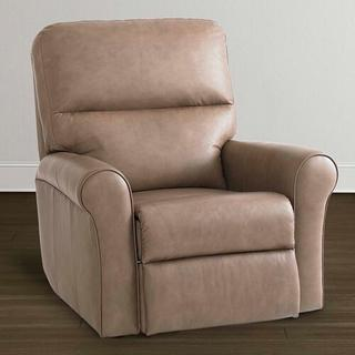 Bedford Leather Swivel Glider Recliner