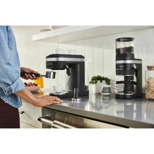 Gallery - Semi-Automatic Espresso Machine - Black Matte