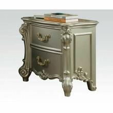 ACME Vendome II Nightstand - 30698 - Champagne