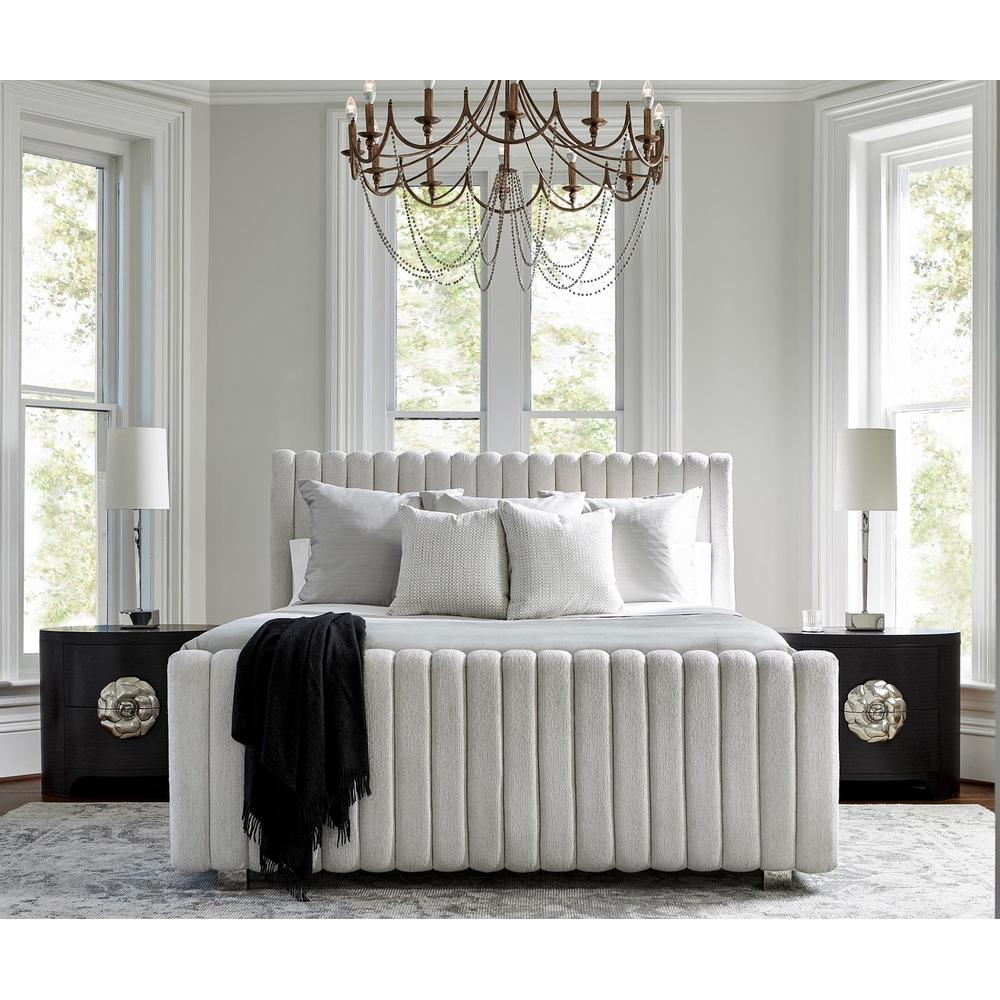 California King Silhouette Panel Bed