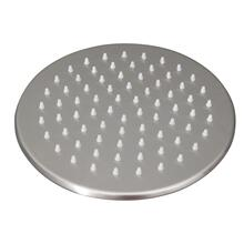 Draper Shower Head - Brushed Stainless / 12""