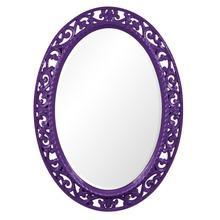 Suzanne Mirror - Glossy Royal Purple