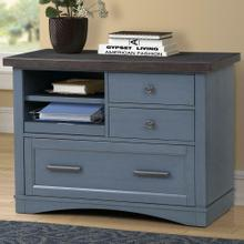 See Details - AMERICANA MODERN - DENIM Functional File with Power Center