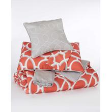 Queen TOB Set Clairette - Coral Collection by Ashley Houston, Dallas, San Antonio and Austin Texas