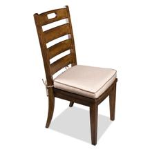Sunset Ranch Side Chair W/seat Cushion