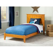 View Product - Nantucket Twin XL Bed in Caramel Latte
