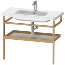 See Details - Furniture - Acc Towel Rail With Included Shelf, European Oak (solid Wood)