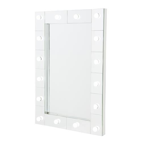 Rectangular LED Wall Mirror 8601