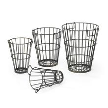 View Product - Set of Four Croppers Baskets
