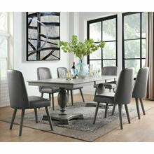 ACME Waylon Dining Table - 72200 - Gray Oak