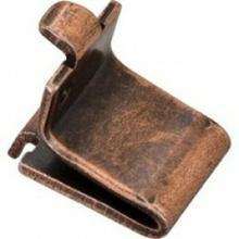 Antique Copper Single-Track Shelf Clip Builder Pack (1,000 pcs.)