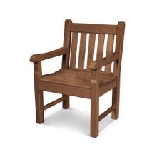View Product - Rockford Garden Arm Chair in Teak