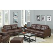 Samuel Transitional Brown Two-piece Living Room Set Product Image