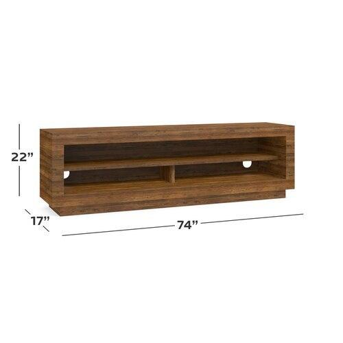 "West End Maple 64"" Credenza"