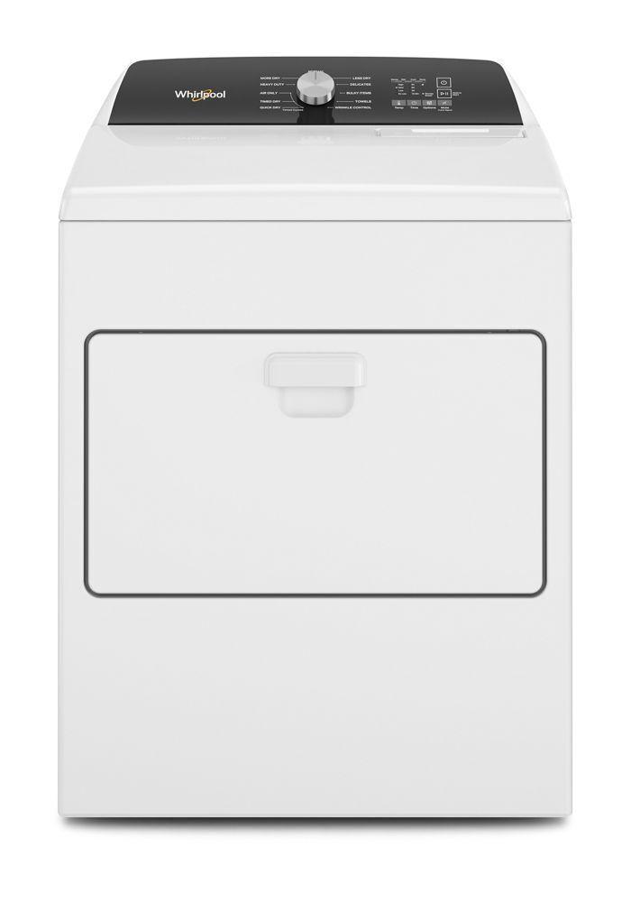 Whirlpool7.0 Cu. Ft. Top Load Electric Moisture Sensing Dryer